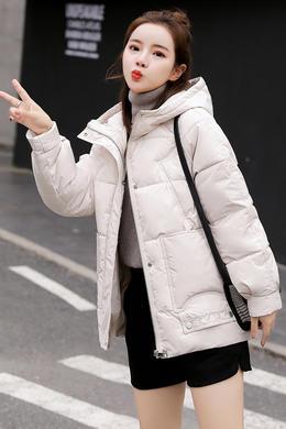 Z19DY977宽松棉服女士2019新款冬装韩版短款面包服棉衣冬季小个子外套